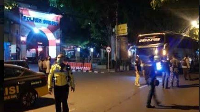 Dari Jakarta Mau ke Madura, 2 Bus Bawa Pemudik Ini Disuruh Balik Saat Sampai Gresik