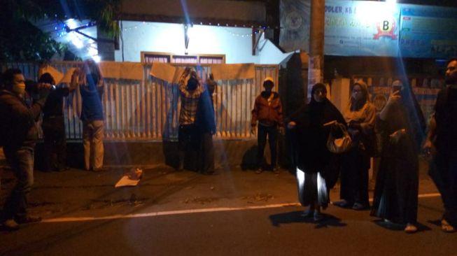 Dua Pasien Covid-19 di Jombang Didemo Warga, Diminta Angkat Kaki