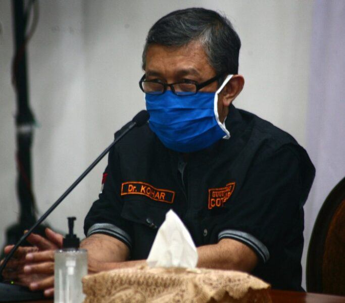 Di Jatim ada 52 Klaster Penularan Covid-19, Terbanyak di Surabaya