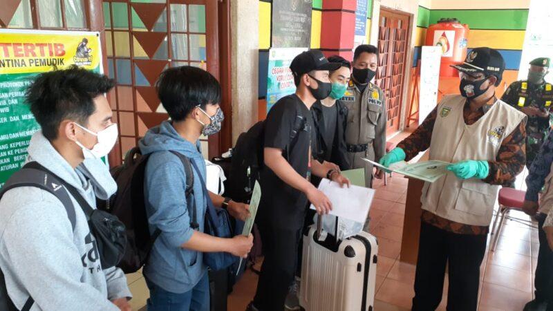 Punya Surat Sehat, 4 Pemuda Madiun yang Pulang dari Jepang Tidak Dikarantina