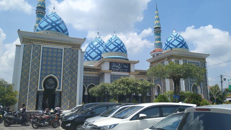 Salat Idul Fitri di Masjid Agung Baitul Hakim Madiun Ditiadakan