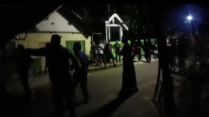 Mantap! Dua Kelompok Silat Yang Bentrok Di Kota Madiun Sepakat Damai