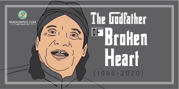 Info Grafis: Fakta tentang Didi Kempot, The Godfather of Broken Heart