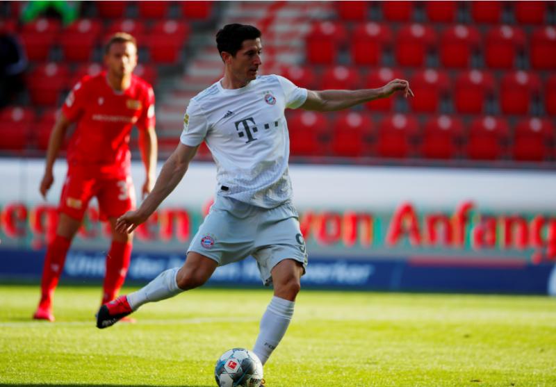 Tundukkan Union Berlin 2 Gol Tanpa Balas, Bayern Kukuh di Puncak
