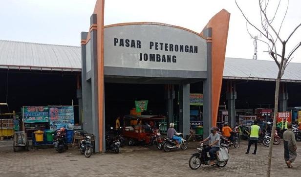 Pasar Peterongan Jombang Ditutup Mulai Hari ini, Ini Penyebabnya