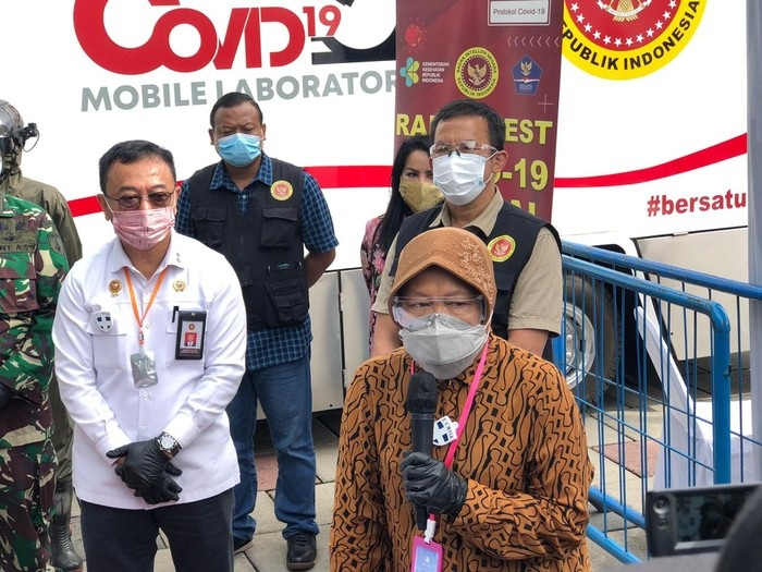 22 Hari di Surabaya, BIN Temukan 1.702 Positif Covid-19