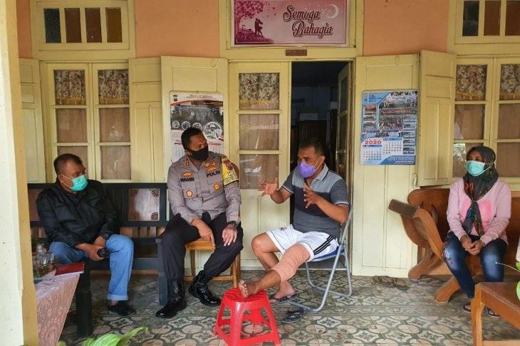 Perwira polisi di Situbondo tertembak senjatanya sendiri, Ini Ceritanya