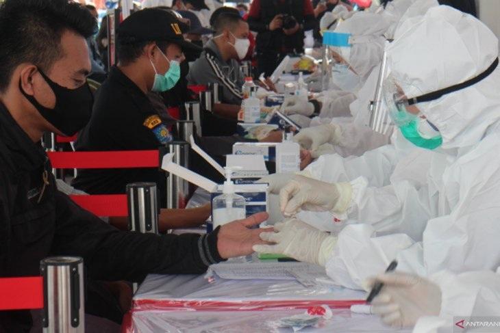 92.964 Warga Surabaya Jalani Rapid Test Gratis, Bagaimana Hasilnya?
