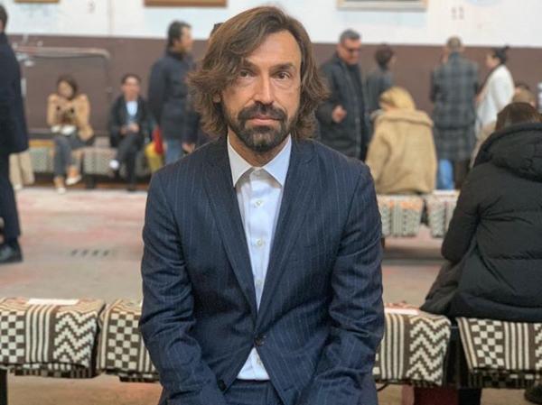 Andrea Pirlo Jadi Pelatih Juventus U-23