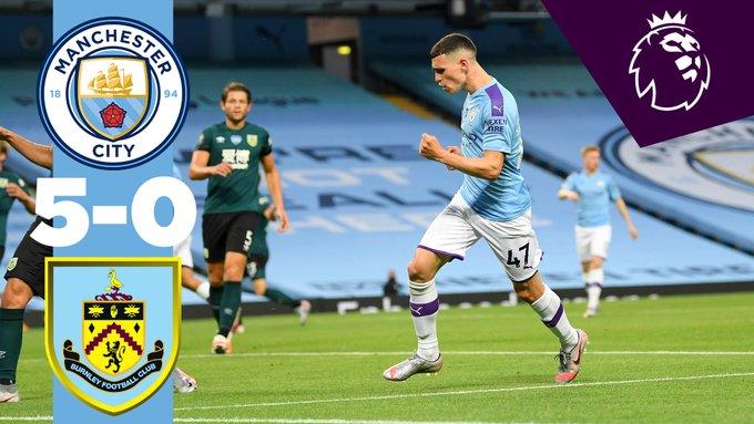 Jadi Tumbal Kemenangan Besar Manchester City, Aguero Terancam Absen Hingga Akhir Musim