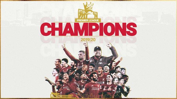 Liverpool Pegang Rekor Tim Tercepat Juarai Liga Premier Inggris