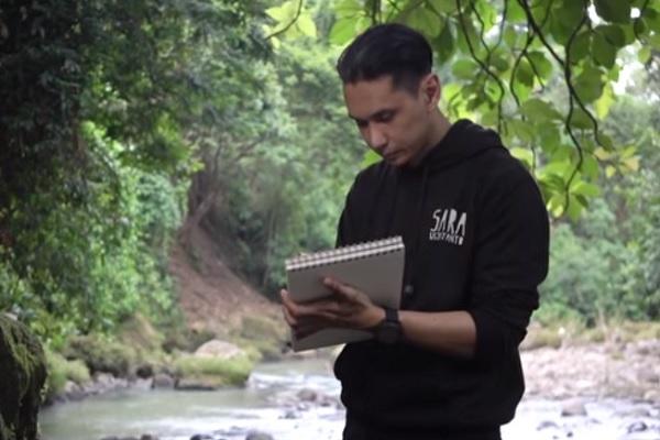 Sosok Jelita di Alas Ketonggo Ngawi Bikin Terpesona