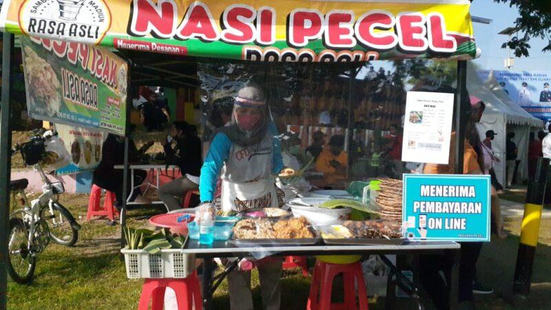 Sunday Market Madiun Dibuka, Begini Keceriaan Pedagang