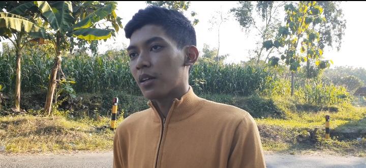 Di Makam Didi Kempot, Staso Ingin Ikuti Karier Sang Ayah