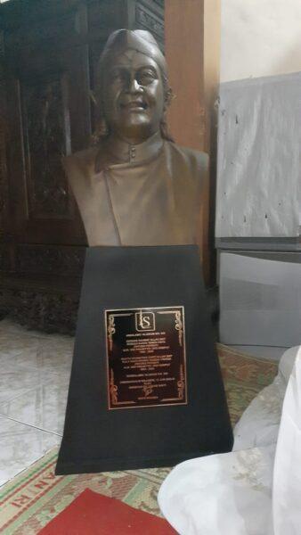 Penggemar Kirim Patung, Rencananya Dipasang di Area Makam Didi Kempot