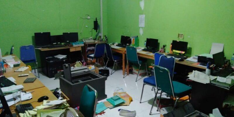 Gudang di Madiun Dibobol Maling, Uang Penjualan Rp125 Juta di Brankas Amblas