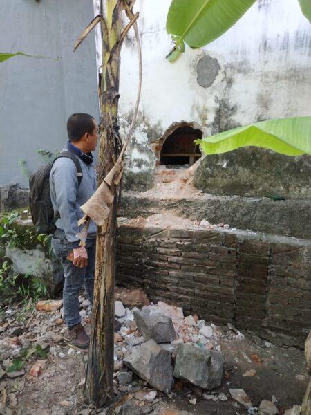 Lumpuhkan Sistem Keamanan, Polisi Duga Pelaku Pembobolan Gudang di Jiwan Lebih dari 2 Orang