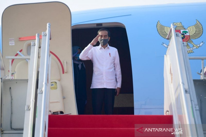 Cek Penanganan Covid-19, Hari Ini Presiden Jokowi ke Surabaya