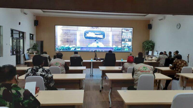 Zona Hijau Covid-19, Jokowi Apresiasi Langkah Kota Madiun