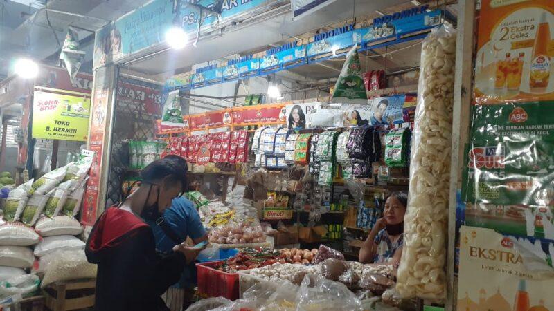 Bahaya! Sebanyak 1.392 Pedagang Pasar Positif Covid-19