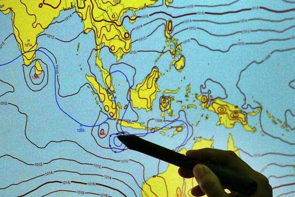 BPBD Pacitan: Waspada, Dampak Siklon Tropis Mangga Masih Mengintai!