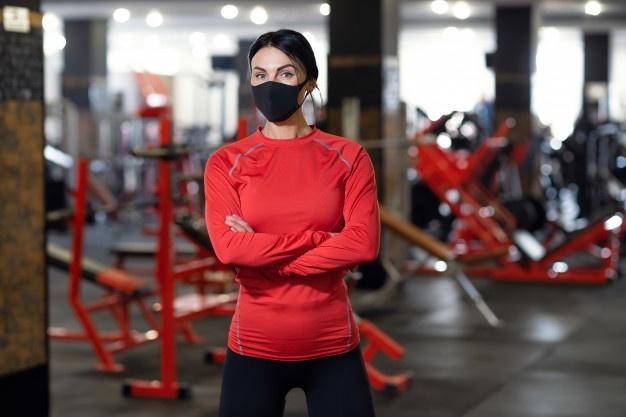 Mau Berolahraga Mengenakan Masker? Perhatikan Hal Sepele namun Penting Ini