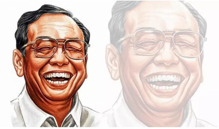 Humor Gus Dur Tentang Pancasila Ala NU dan Muhammadiyah