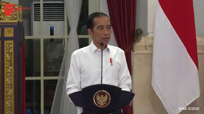 Dana Kesehatan Rp75 Triliun Baru Keluar 1,53 Persen, Jokowi Marah-Marah