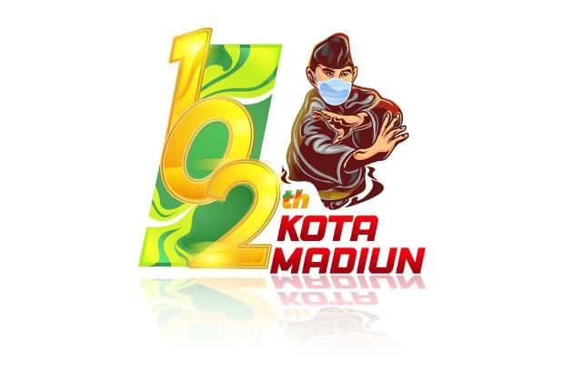 Ada Pendekar Pakai Masker Ini Makna Logo Hari Jadi Ke 102 Kota Madiun Madiunpos Com Kisah Unik Madiunpos Com