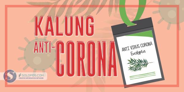 Infografis: Kalung Anti-Corona Siap Diproduksi di Indonesia