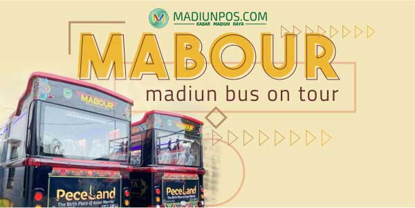 Infografis: Madiun Bakal Punya Bus Wisata Gratis, Mabour