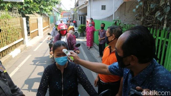 Satu Kelurahan di Kota Malang PSBL, Karena Puluhan Warga Positif Covid-19