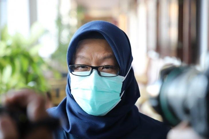Satgas Gabungan Bantu Lacak Warga Positif Covid-19 di Surabaya