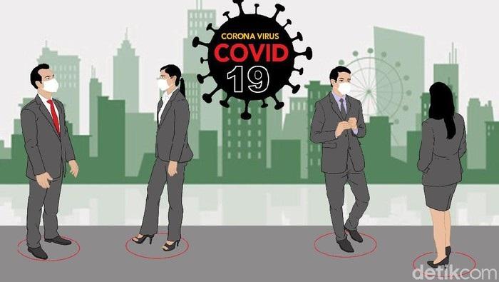 Waduh! 54 Pegawai RRI Surabaya Dinyatakan Positif Covid-19