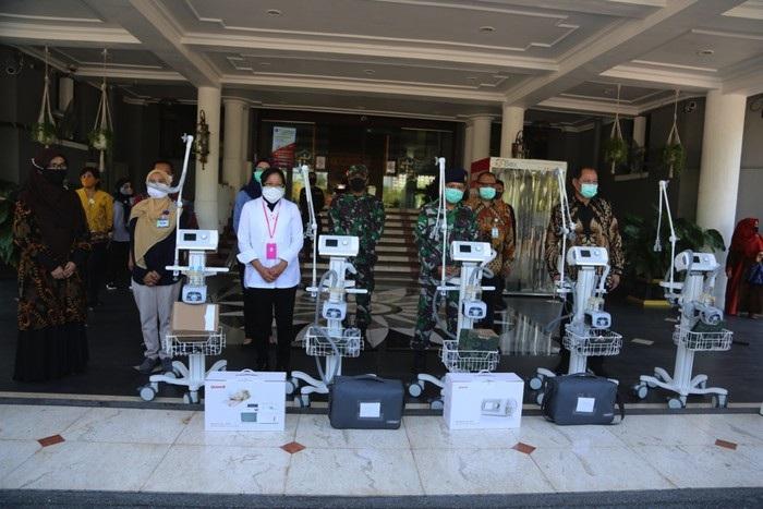 Wow! Anggaran Penanganan Covid-19 di Kota Surabaya Capai Rp819 Miliar
