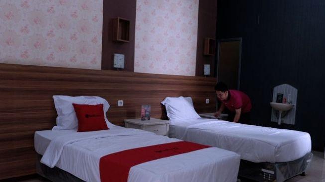 Viral Ruang Kelas SMKN 4 Malang Jadi Kamar Hotel
