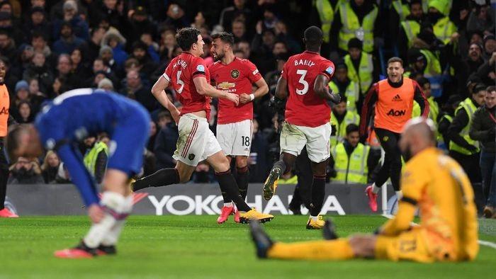Piala FA : MU vs Chelsea, Setan Merah Bisa Kalahkan Siapapun