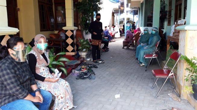 Dibubarkan Satpol PP, Resepsi Penikahan di Kediri Batal Digelar