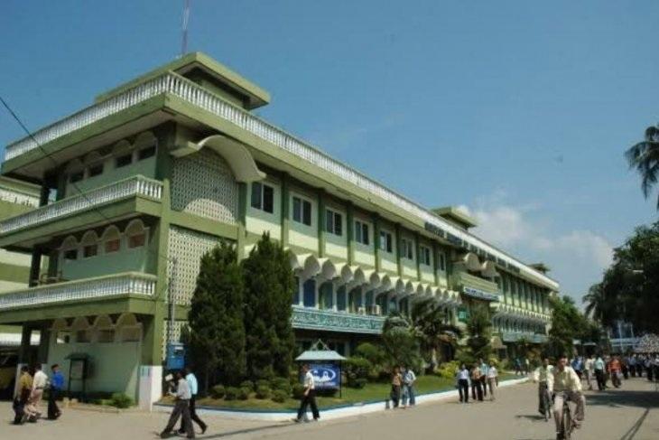 Hasil Swab Test : 28 santri Pondok Gontor Kampus 2 Positif Covid-19