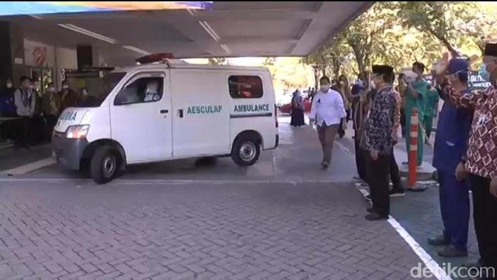 Sudah 584 Perawat di Jatim Terpapar Covid-19, 16 Orang Meninggal