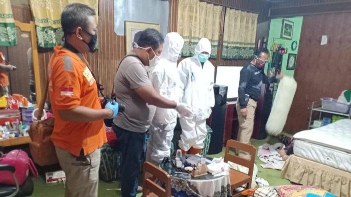 Pemilik Panti Pijat di Sidoarjo Ditemukan Tewas dengan Luka Tusuk