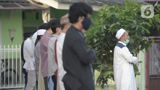 Kemenkes Imbau Lansia dan Anak-anak Tak Salat Idul Adha di Masjid