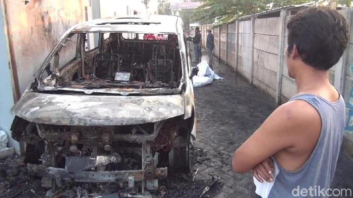 Kasus Terbakarnya Mobil Via Vallen Sudah Masuk Kejaksaan