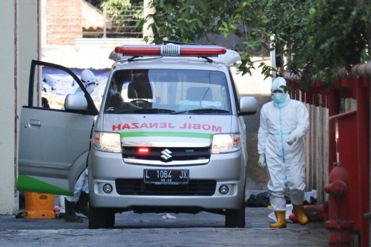 Tragis! Pasien Positif Covid-19 di Surabaya Diduga Bunuh Diri