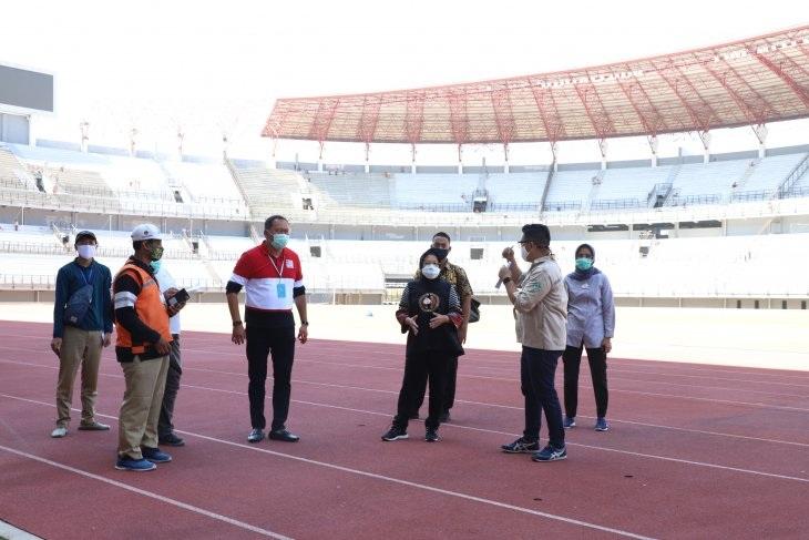 Piala Dunia U-20, Stadion GBT Surabaya Dipasangi Lampu Standar FIFA