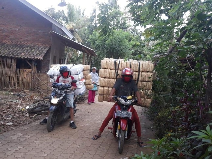 Mantap! Iduladha, Omzet Perajin Besek di Banyuwangi Meningkat