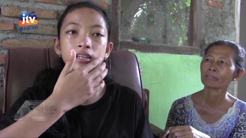 Kisah Pilu Siswi Berprestasi di Madiun Berjualan Rempeyek