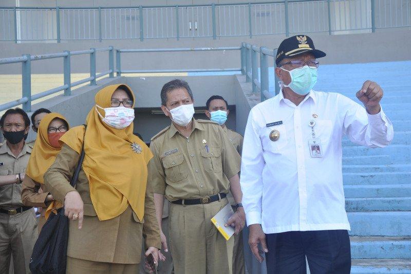Pasien Covid-19 Terus Bertambah, Pemkab Gresik Sulap Stadion Gelora Joko Samudro Jadi Tempat Isolasi