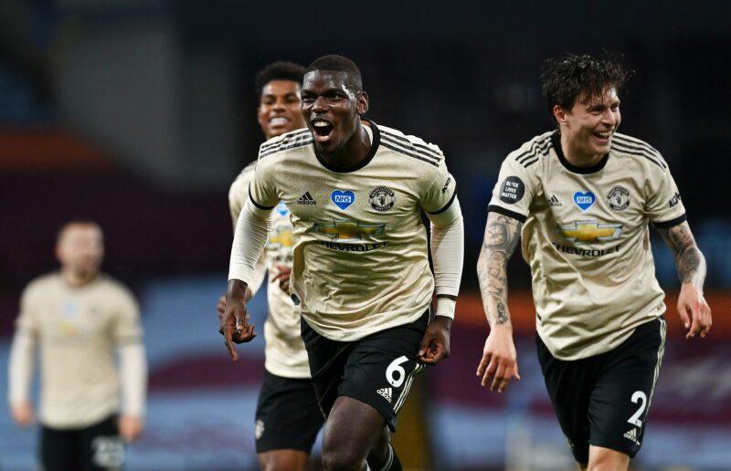 Manchester United Menang Lagi, Finis Empat Besar Tinggal Menunggu Waktu