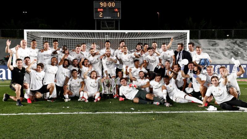 Real Madrid Juara La Liga, Barcelona Malah Keok